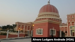 Assembleia Nacional de Angola, em Luanda