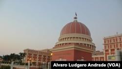Parlamento angolano inicia os seus trabalhos -2:19