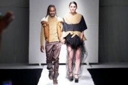 Male Designer Pushes High Fashion In Depressed Zimbabwe Economy