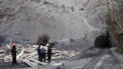 جسد دو معدنچی پس از ۱۱۴ روز از معدن هجدک کرمان خارج شد