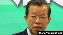 民進黨前主席 謝長廷(資料照)