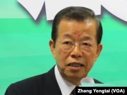 民进党前主席 谢长廷