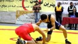 قهرمانی ایران در جام تختی