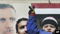 شام: باغیوں کا دمشق کے قریب قصبے پر قبضہ