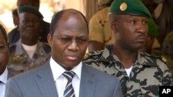 Waziri wa Mambo ya Nje wa Burkina Fasso, Djibril Bassole.