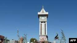 Protesti protiv sirijskog predsednika u mestu Hulu, blizu Homsa