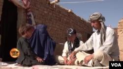 افغان مہاجرین بنیادی سہولیات کے خواہش مند
