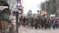 Incidents près de Nairobi dans l'attente des résultats (vidéo)