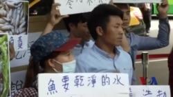 活动人士促台塑调查越南大批死鱼事件
