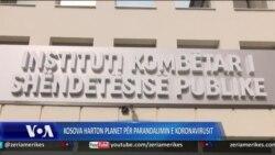 Kosova harton planet për parandalimin e koronavirusit