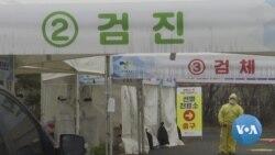 VOA英语视频: 韩国将为美国提供新冠病毒试剂盒