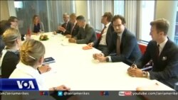 Në prag të raundit të bisedimeve Kosovë-Serbi