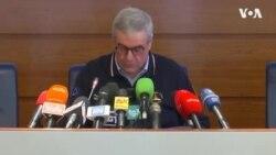 Komisioneri special i Italisë për koronavirusin, Angelo Borrelli flet për shtypin