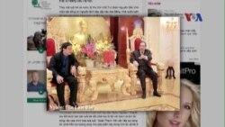Vì sao báo VN im tiếng trong vụ 'chiếc ghế của nguyên Tổng Bí thư'?
