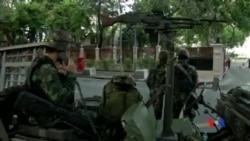 2014-05-20 美國之音視頻新聞: 泰國軍方宣佈實行軍管