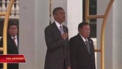 Kỷ nguyên mới trong quan hệ Mỹ-Lào