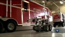 Поліція знешкодила снайпера за допомогою робота. Відео