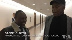 Prominent U.S. Actor Reflects on Time in Zimbabwe
