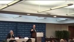 多尼隆谈奥巴马的亚洲政策及其亚洲行