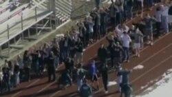 美國高中再爆槍擊案 1傷,嫌疑人死