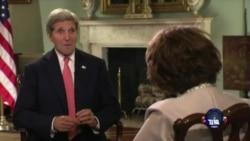 克里:美达成伊核协议未忘民主人权
