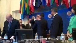 Almagro: La OEA tiene que aportar credibilidad