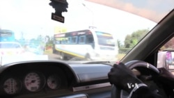 Kenya's Deaf Cabbies Use Uber App to Compete
