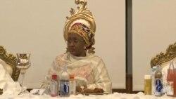 TASKAR VOA: Cikin Shirin Taskar VOA Na Wannan Makon Za mu Kawu Muku Ziyarar Hajia Aisha Buhari A Amurka