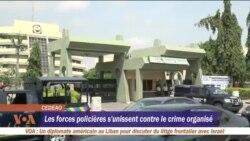 Les forces policières s'unissent contre le crime organisé