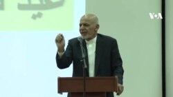 غنی شرایط اساسی مصالحه با طالبان را اعلام کرد