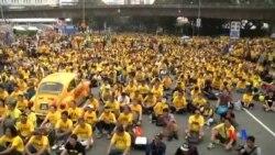 2015-08-30 美國之音視頻新聞:馬來西亞抗議者繼續要求總理下台