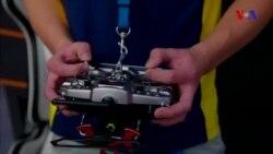 Avstraliyalı gənc Dron Yarışları üzrə Dünya Çempionatının ilk qalibi oldu