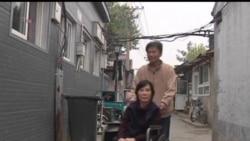 2013-10-06 美國之音視頻新聞: 活動人士倪玉蘭刑滿出獄 誓言繼續維權