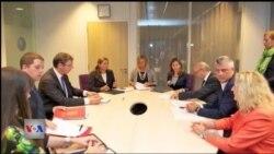 Reagime ndaj marrëveshjeve Kosovë-Serbi