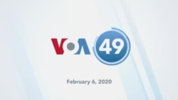 VOA60 America - Buttigieg, Sanders Nearly Tied as Iowa Caucus Results Narrow