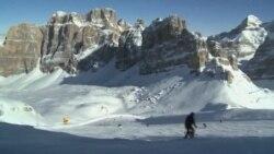 အီတလီက Cortina d'Ampezzo