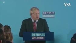 英保守黨議會選舉大勝 約翰遜誓言明年一月脫歐