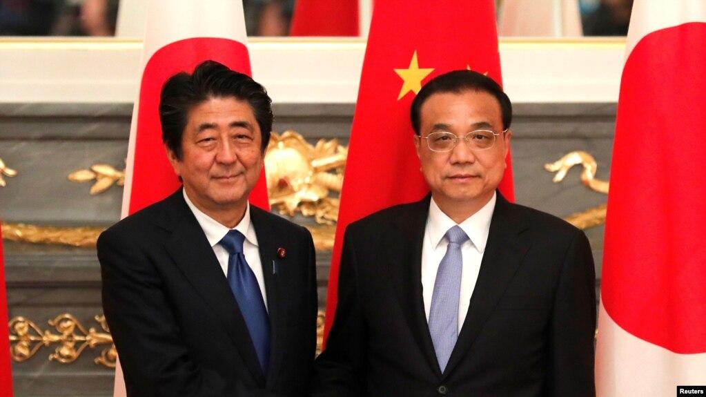 Mối quan hệ giữa Trung-Nhật đang trở nên nồng ấm hơn trong thời gian gần đây