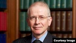 英國最高法院院長韋彥德(Robert Reed)(照片來源:英國最高法院官方網站)