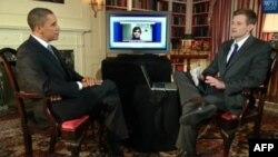 Tổng thống Obama trả lời phỏng vấn trên YouTube