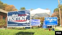 維吉尼亞州費爾法克斯郡競選標語