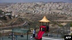 Komplek permukiman Israel di Beitar Elit, Tepi Barat (foto: dok). Pemerintah Israel membela perlakuannya terhadap rakyat Palestina di depan Dewan HAM PBB.