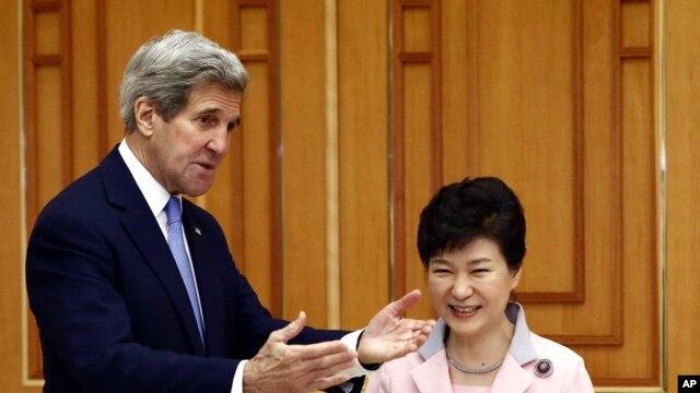 Kerry: Corea del Norte no cumple condiciones para dialogar