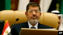លោកប្រធានាធិបតីអេហ្សីប មូហាមមេដ មូស៊ី (Mohamed Morsi)