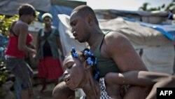Haiti'deki Kolera Salgını Kaygı Yaratmaya Devam Ediyor