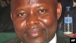 Vital Kamerhe, président de l'UNC, l'Union pour la Nation Congolaise. (AP)