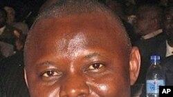 Vital Kamerhe, kiongozi wa chama cha upinzani cha Union pour la Nation Congolaise UNC, DRC