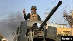 تندروان داعش در شهر موصل از غیر نظامیان به حیث سپر انسانی استفاده می کنند