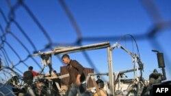 هواپیماهای اسراییل به نوار غزه حمله کردند