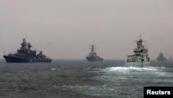 کشتی های نظامی چین